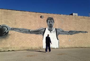 El ala-pívot alemán Dirk Nowitzki (Dallas Mavericks).