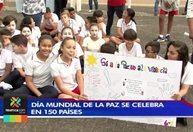 San José celebra el Día Mundial de la Paz