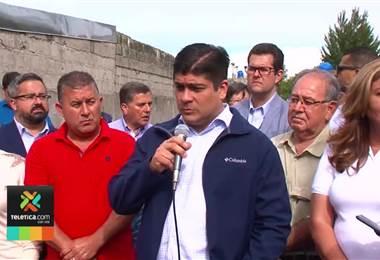 'No podemos seguir pateando al balde', afirma Carlos Alvarado sobre oposición al plan fiscal