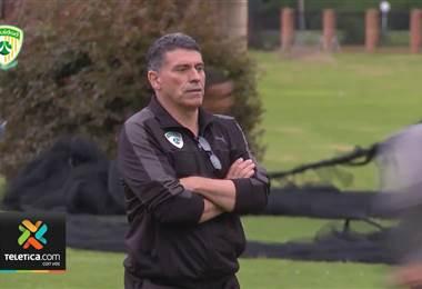 Róger Rojas reveló detalles de Luis Fernando Suárez, uno de los candidatos a dirigir la Sele