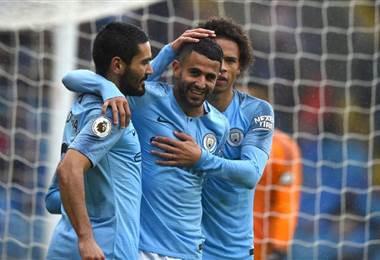 Tomada del Facebook del Manchester City