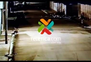 Video capta asesinato de hombre en Leon XIII