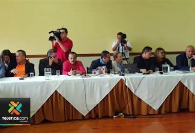 Diálogo entre Gobierno y sindicatos se reanuda la tarde de este lunes