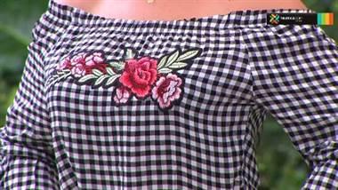 Aprenda a combinar el blanco y negro en su vestuario