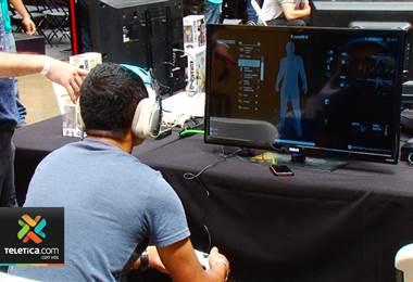 Amantes de los videojuegos se reunieron en el Museo de los Niños