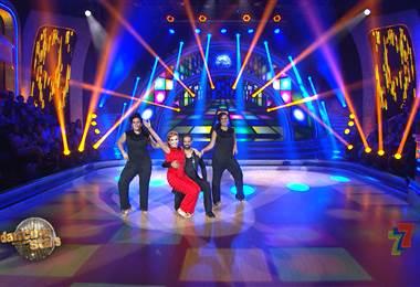 El amor de Amanda Moncada a su esposo fallecido fue el motor para su presentación en #DancingCR