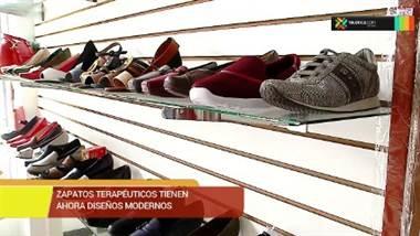 Conozca los nuevos diseños que tienen los zapatos terapéuticos