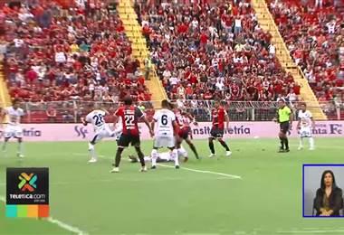 Alajuelense ha ganado 21 de los últimos 24 puntos en disputa