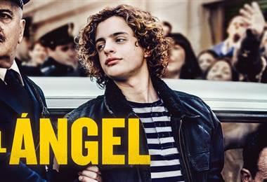 El ángel, película.