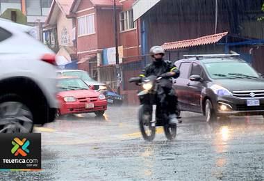 Meteorológico pronostica lluvias en casi todo el país para este miércoles