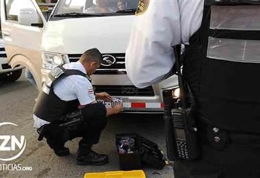 ANEP presenta recurso de amparo contra director de la Policía de Tránsito