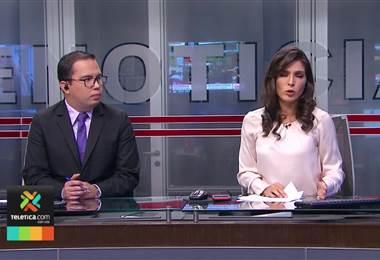 Presidente del Banco Central explica en Telenoticias el préstamo millonario a Hacienda