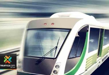 Tren a Paraíso de Cartago llegará con nuevas unidades