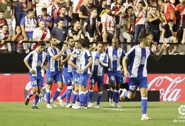 Espanyol de Barcelona.  Liga Española