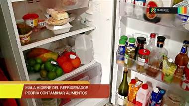 Aprenda a limpiar su refrigerador con un desinfectante casero