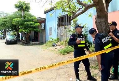Allanamiento en muelle de Puntarenas dejó cuatro detenidos y droga decomisada