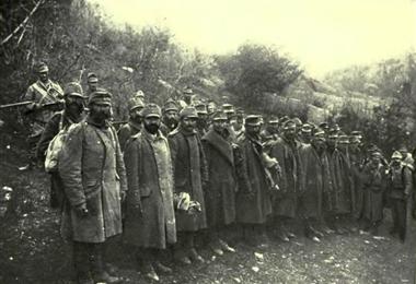 Prisioneros de guerra. Wikipedia
