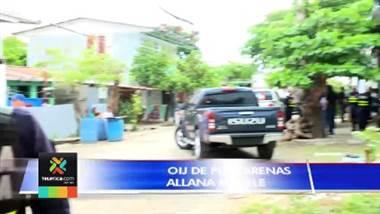 Bomberos atendieron vuelco de embarcación en Puntarenas; no hay heridos ni fallecidos
