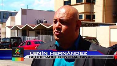 """Sindicatos aseguran que lo ocurrido en hospital San Juan de Dios fue por """"un error de comunicación"""""""