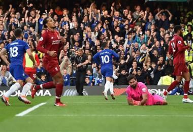 Eden Hazard, delantero belga del Chelsea FC.