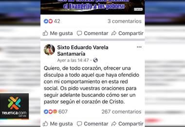 Conflicto entre sacerdote y diputada del PAC generó polémica en redes sociales