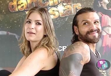 Como ya sabemos, en esta quinta temporada de Dancing With The Stars la pareja de novios, Viviana Calderón y Pablo Rodríguez, serán competidores y nosotros nos fuimos a chismear cómo se están sintiendo.