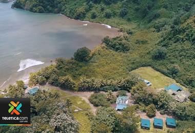 Guardaparques viajan dignamente hasta la Isla del Coco después de muchos años
