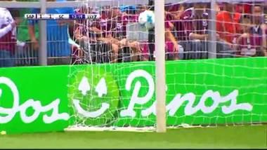 Reviva Saprissa vs San Carlos - Jornada 13 Apertura 2018