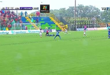 Fútbol Nacional: Pérez Zeledón 3 - 1 Alajuelense