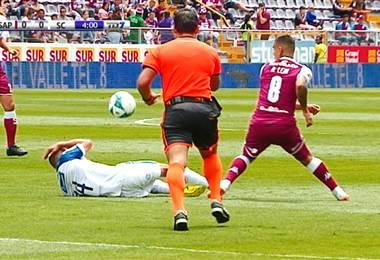 Reviva Saprissa vs San Carlos
