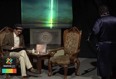La poesía del crimen llenará de drama y suspenso el teatro Eugene O'Neill este fin de semana