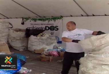Este jueves y viernes se realiza la campaña de reciclaje Ambientados