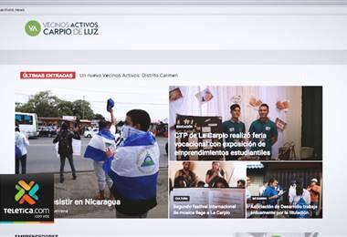 Periódico digital de noticias positivas sobre La Carpio ganó premio universitario