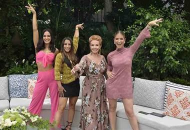 Viviana Calderón, Johanna Solano y otras estrellas nos hablan del inicio de Dancing With The Stars
