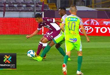 Reviva el partido Saprissa vs Limón FC 05 Setiembre 2018018