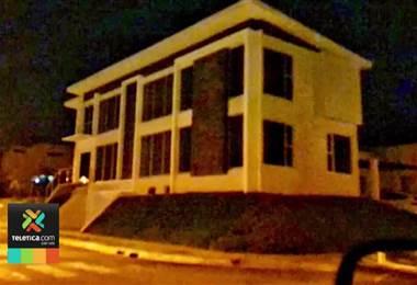 Supuesto narco detenido en San José y requerido por EE. UU. construía una lujosa casa en Heredia