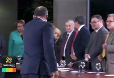 Expresidente Solís ya no comparecerá antes los diputados el lunes 10 de setiembre
