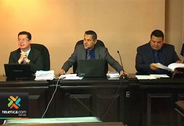 Juicio por muerte de policías se reanudará el 12 de setiembre