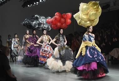Tomada del sitio web de London Fashion Week