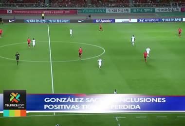 Rónald González asegura que poco tiempo de trabajo le pasó la factura a La Tricolor