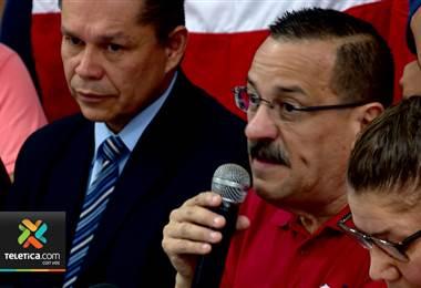 Sindicatos reiteraron este viernes su decisión de ir a huelga a partir del lunes