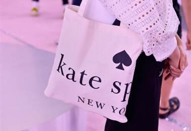 Bolsos de la marca Kate Spade.  AFP