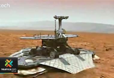 NASA perdió comunicación con vehículo Opportunity enviado a Marte