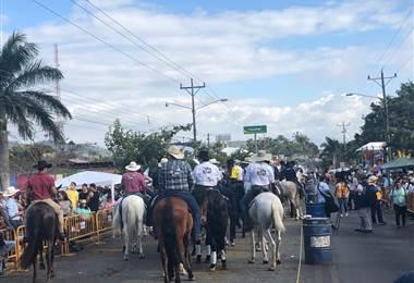 Más de 2.000 caballistas en el Tope de Palmares