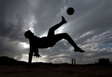 Fútbol Yemen. BBC Mundo