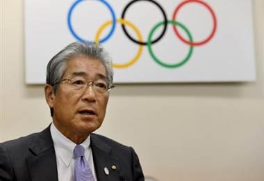 Presidente del Cómite Olímpico en Japón