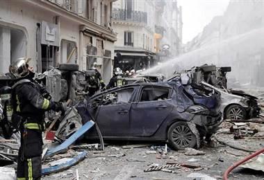 Accidente en París deja turista española muerta
