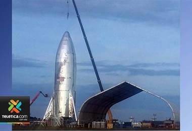 Space X finaliza construcción de su nuevo cohete considerado el futuro de los viajes al espacio
