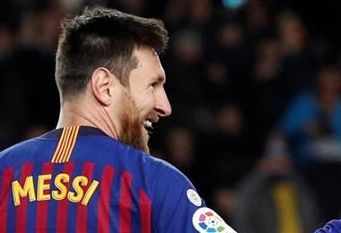 """""""Messi y su gol 400"""""""