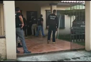 Allanan casa de alcalde en Guácimo